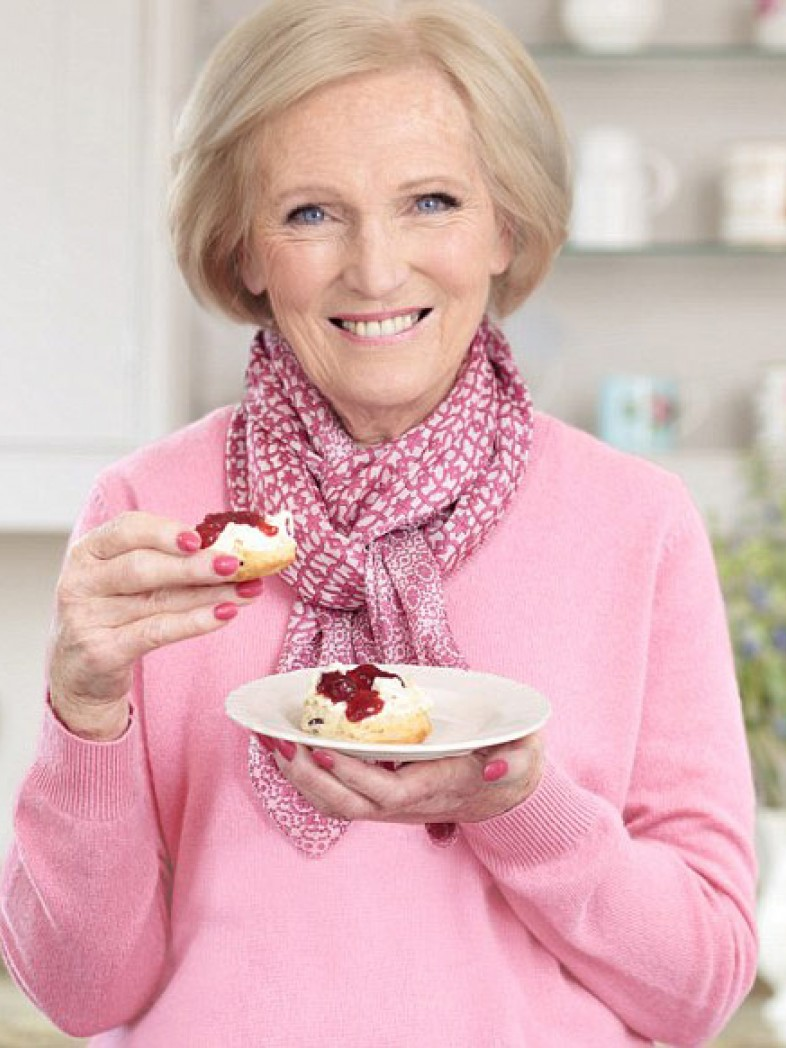 Mary Berry Baking App